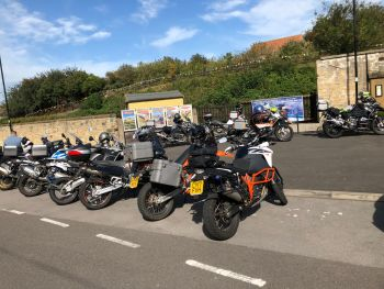 Platform One, Biker Cafe, Bedale, North Yorkshire, Bike Night