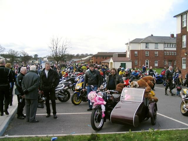 Wirral Egg Run - Photo by Peter Craine