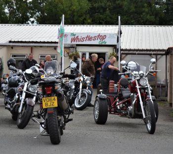 Whistlestop Cafe, Biker, Rhuddlan, Denbighshire, North Wales