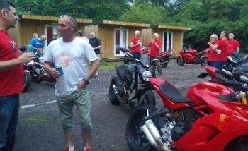 1 Lochness Hostel, Bikers welcome, North West 500, Inverness, Scotland,