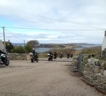 The Craggan Hotel, Biker Friendly, Melness, Sutherland, Scotland
