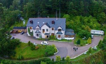 The Craigdarroch Inn, Biker Friendly, Loch Ness, Inverness, Scottish Highla