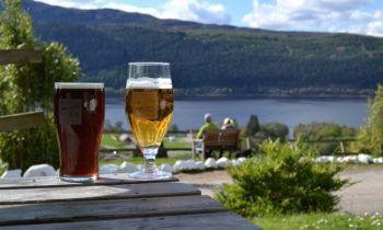 The Craigdarroch Inn , Bikers Welcome, Loch Ness, Inverness, Scottish Highl