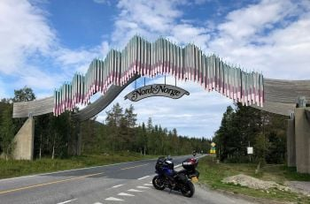 Magellan Motorcycle Tours, Norway, Sweden, Arctic Circle, Scandinavia