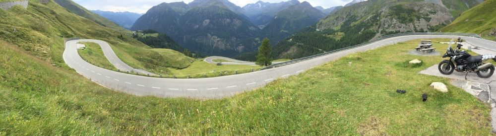 Magellan Motorcycle Tours, Alpine Altitude, Black Forest, Grossglockner