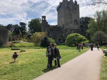 Magellan Motorcycle Tours, Ireland, Giants Causeway, Blarney Castle, Kerry