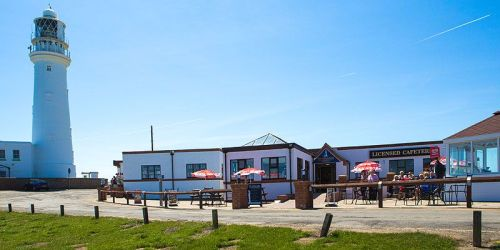 Headlands, Biker Friendly Cafe, Restaurant, Flamborough Head, Bridlington,