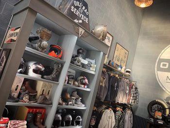 Oily Rag Co, British moto inspired clothing company, retro, Gloucestershire