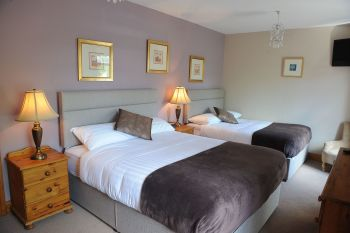 Avondale Farmhouse, Bikers welcome, Co Donegal, Ireland