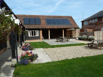 Palace Farm Hostel and Campsite, Biker Friendly, Sittingbourne, Kent