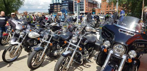 Lincoln Bike Fest, Brayford Waterfront, June