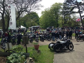 Dover Classic Bike Show