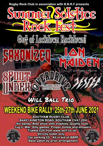 Summer Solstice Rock Fest Rally