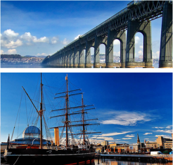 Panoramics of Dundee