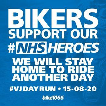 VJ Day 75 Run, Hastings, East Sussex