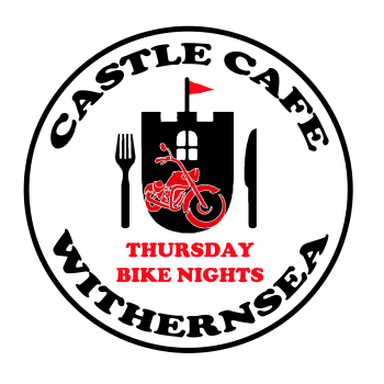 Castle Cafe Withernsea, Bike night Thursday, Yorkshire