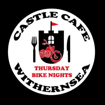 Castle Cafe Withernsea, Bike night Thursday, Yorkshire