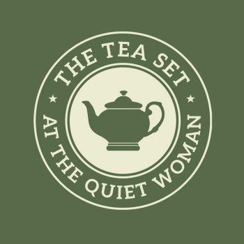 The Tea Set at The Quiet Woman, Biker Friendly, Oxfordshire
