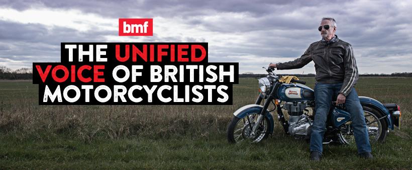 BMF, British Motorcyclists Federation