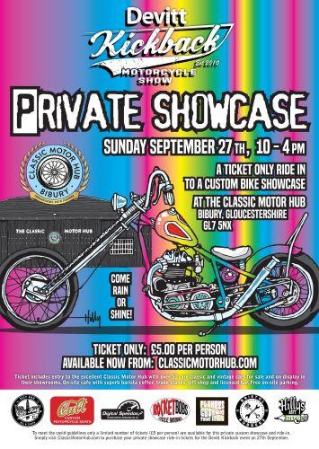 KICKBACK Private Showcase, September 2020