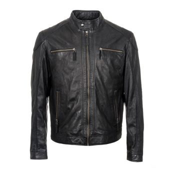 Woodland Leathers, Mens Classic Neeru Jacket