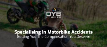 Off Your Bike, Motorcycle accident claim, Personal Injury, Solicitors