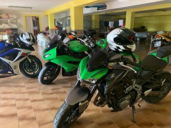 Hotel Miramonti, Bikers Welcome, Seulo, Sardinia, Italy