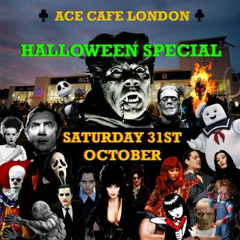 Halloween Special, Ace Cafe London