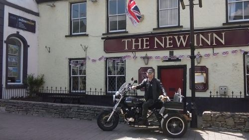 The New Inn, Bikers Welcome, Kendal, Pub, Cumbria