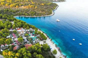Camping Labadusa, Biker Friendly, Ciovo, Croatia