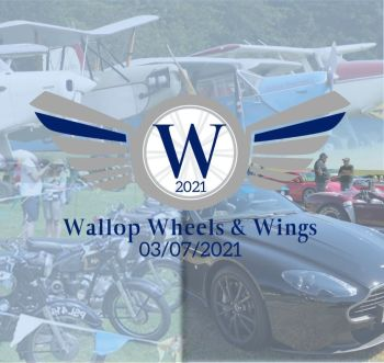 Wallop Wheels and Wings, Army Flying Museum, Hampshire