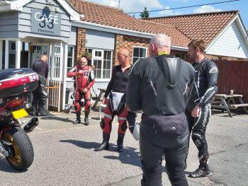 Cafe 33, Biker Friendly, Newmarket, Suffolk