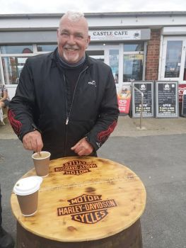 Castle Cafe Withernsea, Bike Night, Yorkshire