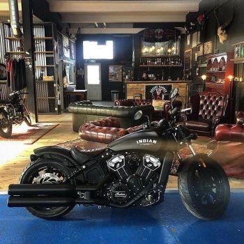 HR4K, Cafe, Shop, Hereford, Bikers welcome,
