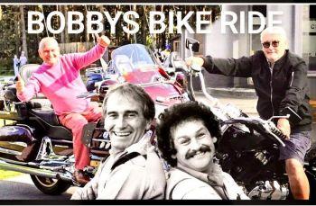 Bobbys Bikers, Bobby Ball, July 2021