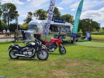 Windwhistle Inn, Bikers Welcome, Somerset, Bike night