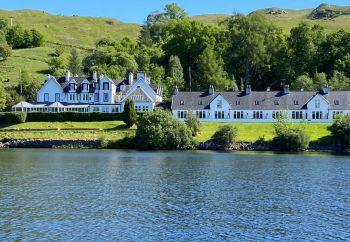 Portsonachan Hotel, Lodges, Biker Friendly, Dalmally, Argyll