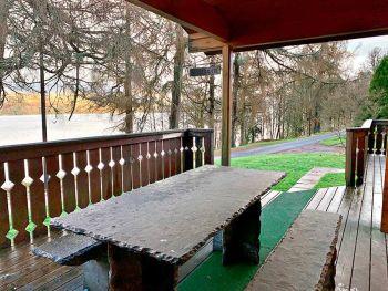 Portsonachan Lodges, Biker Friendly, Dalmally, Argyll, Scotland