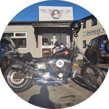 Pitstop Diner, Bikers Welcome, Leyland, Lancashire,