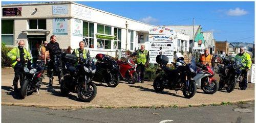 Faun Cafe, Biker Friendly, Gainsborough, Lincolnshire