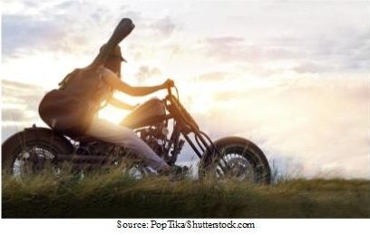The Best Songs and Riding Playlists for Motorcycle Road Trips - Source PopT