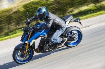 Suzuki - An advancement over the previous GSX-S1000 comes with an updated s