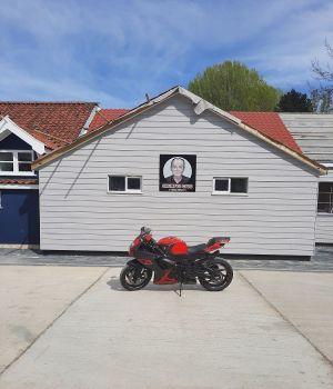 Grumpys cafe, Biker Friednly, Earsham, Norfolk