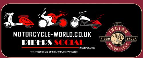 Refuel Coffee Shop, Motorcycle World Northampton, Tuesday Bike Night