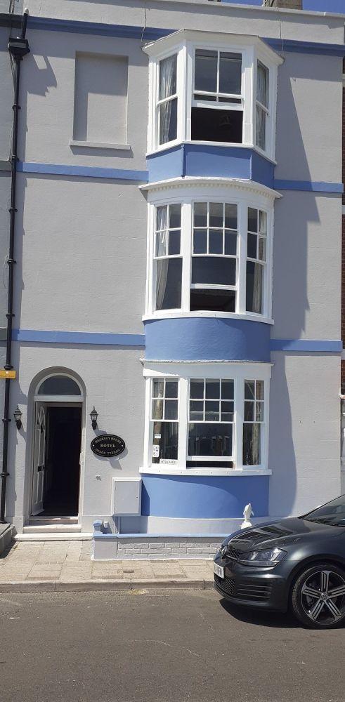 Regency House Hotel, Biker Friendly, Weymouth, Dorset