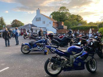 The Iron Bull Roadhouse, Bike Night Thursday, Basingstoke, Hampshire