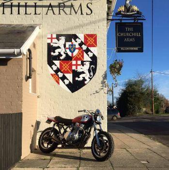 The Churchill Arms, Alderholt, Fordingbridge