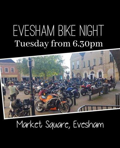Evesham Bike Night