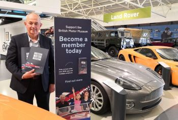 British Motor Museum launches new Membership scheme