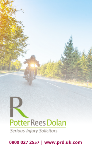 Potter Rees Dolan, Motorcycle Serious Injury Solicitors, Manchester, North